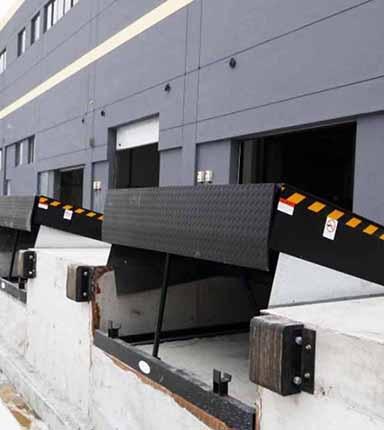 Loading platform